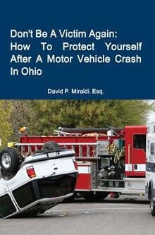 Free Book That Provides Answers To Victims of Motor Vehicle Accidents